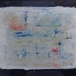 Acryl auf Papier, 40 x 60 cm