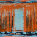 Acryl auf Leinwand, 40 x 50 cm