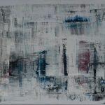 Acryl auf Leinwand, 34 x 55 cm