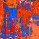 Acryl auf Leinwand, 53 x 63 cm