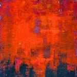 Acryl auf Papier, 50 x 70 cm