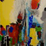 Acryl auf Leinwand, 90 x 120 cm